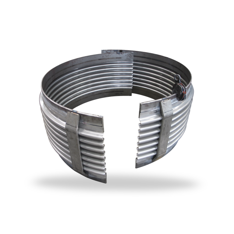 CB Clamshell  metal expansion joints