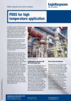 Solution: Gas-lubricated compressor seal PDGS for high temperature